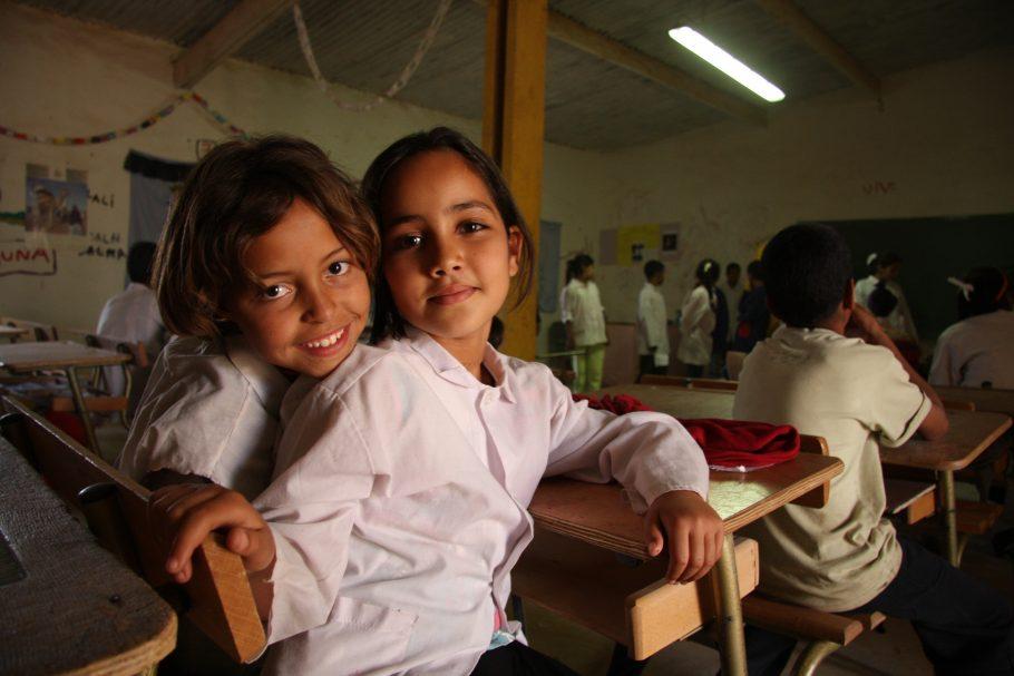 Proyecto de cooperación internacional para la mejora de la educación